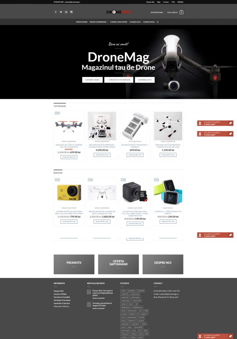 DroneMAG